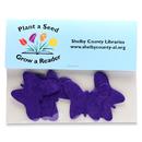 Custom Plant-A-Shape Confetti Packets, 5 1/2