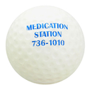 Custom Golf Ball Polyurethane Stress, 2 1/2