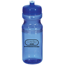 Custom 24 oz. Poly Clear Sports Bottle, 8