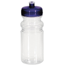 Custom 20 oz. Poly Clear Sport Bottle, 7