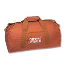 Custom Zippered Main Compartment With Rain Cover Sports Duffle, 23 1/2