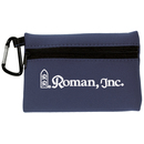 Foam Pouch with Carabiner, 5 5/8