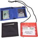 Custom Bi-Fold Neck Wallet, 9-1/2 X 5-1/4