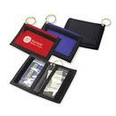 Custom Bi-Fold Wallet With Key Ring