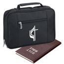 Custom 600D Polyester Bible Case, 11 X 7-1/2 X 2