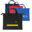 Custom 600D Polyester Basic Conference Bag