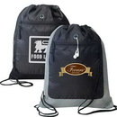 Custom Contemporary Drawstring Shoulder Pack