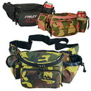 Custom 600D Polyester Deluxe Fanny Pack