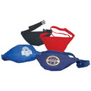 Custom 600D Polyester 1-Zipper Fanny Pack