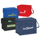 Custom 600D Polyester 6-Pack Cooler