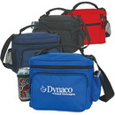 Custom 600D Polyester 6-Pack Cooler, 9 X 7 X 7