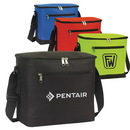 Custom 600D Polyester Large 16-Pack Cooler