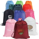 Custom 420D Nylon Drawstring Shoulder Pack