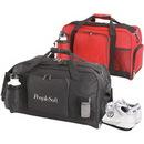 Custom 600D Polyester Gym Bag, 20 X 12 X 10