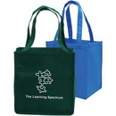Custom Non-Woven Full-Gusseted Shopping Tote