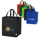 Custom Nonwoven Shopping Tote With Large Front Pocket