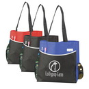 Custom Nonwoven Conference Tote, 13-1/2