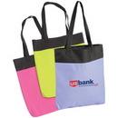 Custom Two Tone Tote Bag