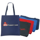 Custom 600D Polyester Tote Bag, 14-1/2 X 15