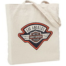 Custom Convention Tote Bag, 14 X 15 X 2 (Bottom Gusset)