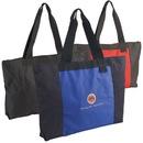 Custom Jumbo Two-Tone Tote Bag