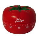 Custom Tomato Shaped Kitchen Timer