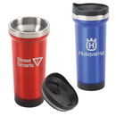 Custom 16 oz. Classic Acrylic/Stainless Steel Sleek Tumbler