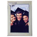 Custom Graduation Metal Picture Frame 5 X 7