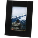 Custom Medium-Border Solid Wood Frame, For 4 X 6 Pictures