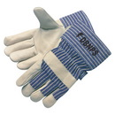 Custom 3M Thinsulate Lined Premium Grain Pigskin Work Gloves