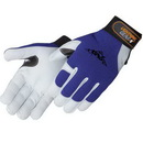 Custom Premium Grain Goatskin Palm Mechanic Glove