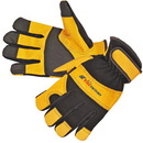 Custom Golden Grain Pigskin Mechanic Gloves