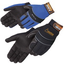 Custom Premium Simulated Leather Mechanic Gloves