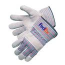 Custom Full Feature Standard Leather Work Gloves