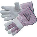Custom Full Feature Split Cowhide Palm Gloves