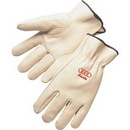 Custom Premium Grain Cowhide Driver Gloves
