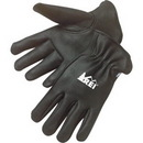 Custom Premium Black Grain Deerskin Driver Gloves