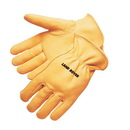 Custom Premium Golden Grain Deerskin Driver Gloves