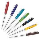 Custom Twist-Action Aluminum Ballpoint Pen