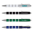Custom Deluxe Ballpoint Pen, Twist Action