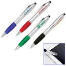 Custom Twist Action Plastic Ballpoint Pen