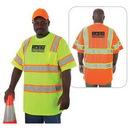Custom Class 3 Compliant Highlight Safety T-Shirt