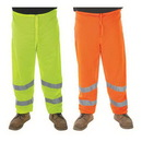 Blank High Visibility Safety Mesh Pants