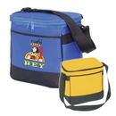 Custom 1013 600D Polyester 12-Can Stadium Cooler Bag, 11-1/2 L x 11 H x 6 D