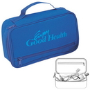 Custom 3008 600D Polyester Travel Kit, 10 L x 5-1/2 H x 3 D