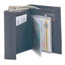 Custom 3014 420D Nylon Bi-Fold Wallet, 5L x 3-1/2H