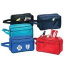 Custom 3099 70D Nylon Toiletry Travel Bag, 10-1/2 L x 6-1/4 H x 4 D