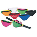 Custom 3209 420D Nylon Wrist Band Zipper Pouch, 4-1/2L x 2-3/4H x 1-1/4D