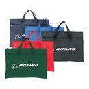 Custom 4001 Polyester Conference Bag, 16 L x 11 H