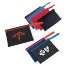 Custom 4002 600D Polyester Document Bag, 12-1/2 L x 9-1/2 H